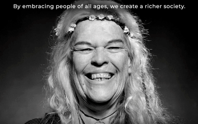#AWorld4AllAges: It's about how you treat young, old and yourself